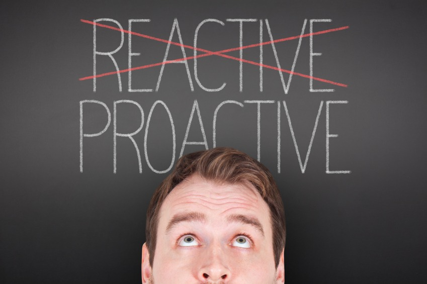 Proactive vs reactive online reputation management