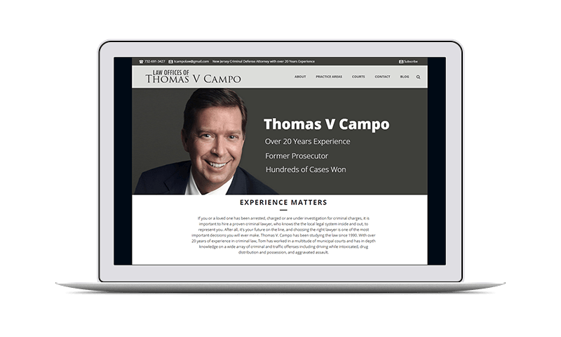 Law Offices of Thomas V Campo
