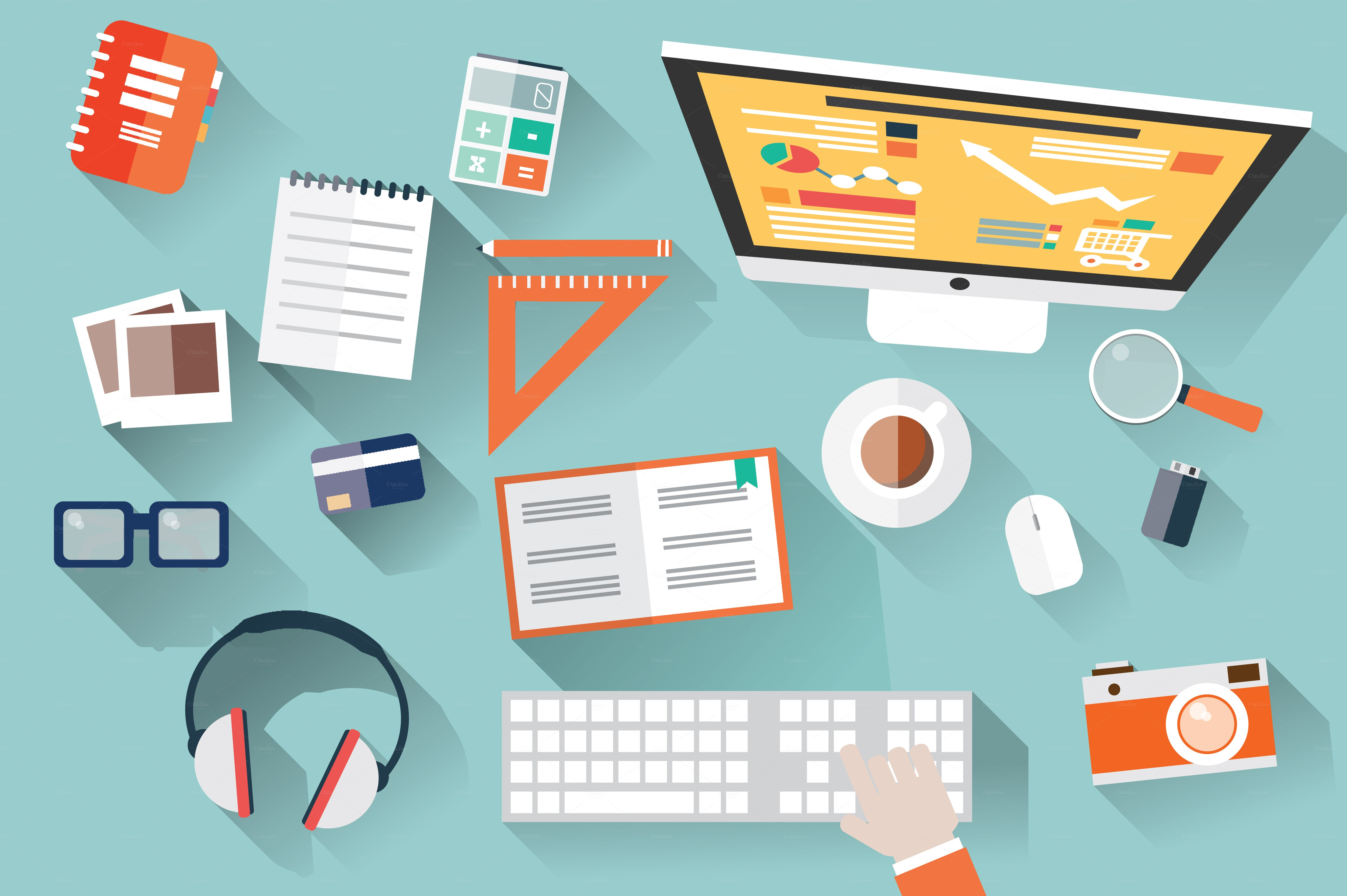 10 Big Web Design Trends Of 2015 And How To Use Them