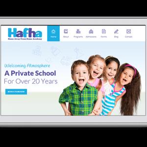 school website design nj