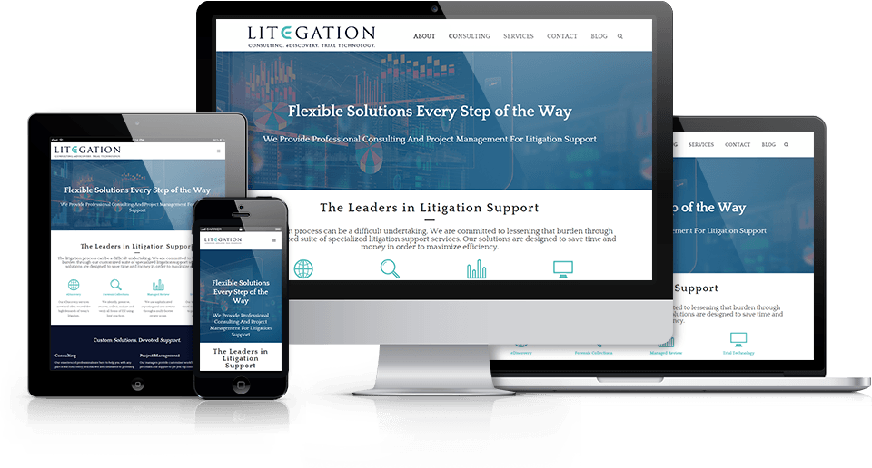 law firm website design nj