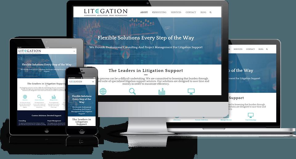 law firm website design nj