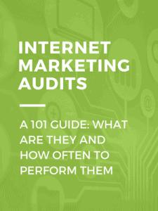 free ebook internet marketing audits
