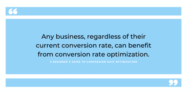 conversion rate optimization nj