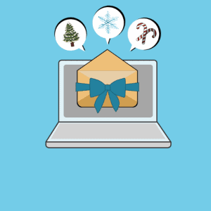 holiday email campaign