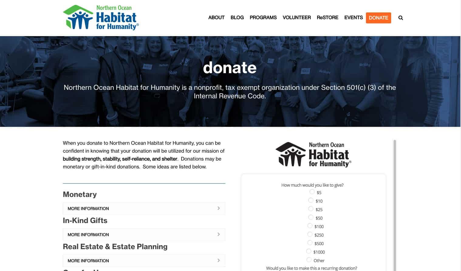 nohfh-donation