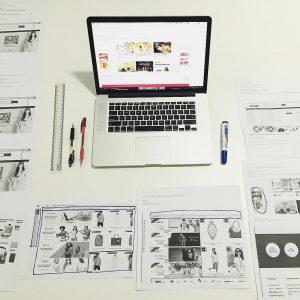 UX web design NJ