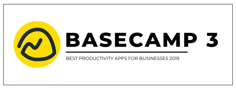 basecamp 3 app