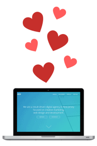make your customers love your website