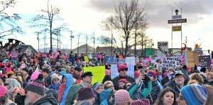 women's march Reno NV