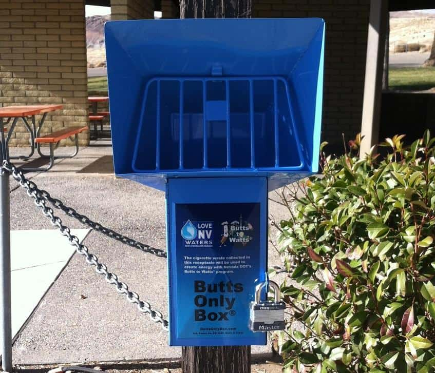 butts only box