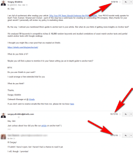 email outreach mistakes