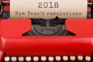 New Year's Resolutions for Business