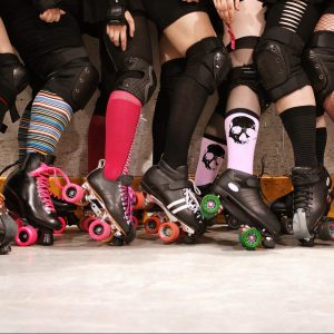 marketing explained by a roller derby girl