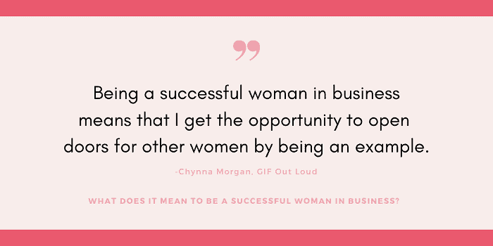 business women success