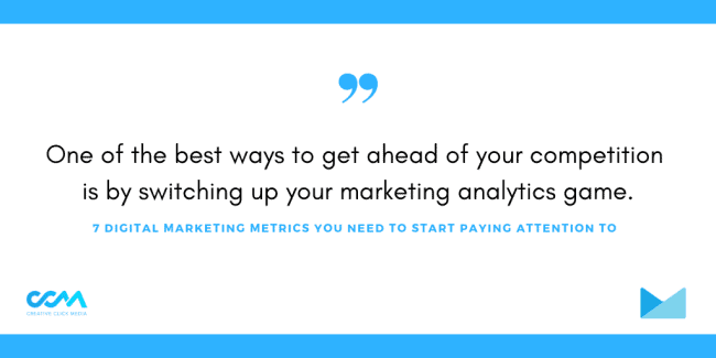 business marketing analytics