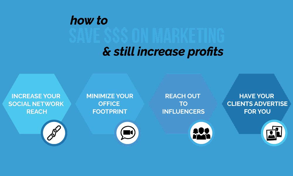 save money marketing