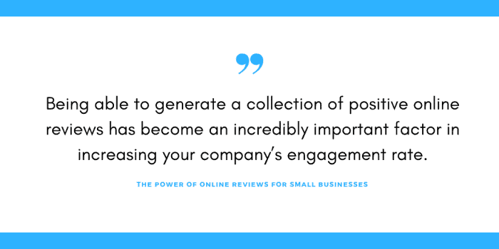 small business reviews