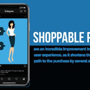 shoppable posts social media