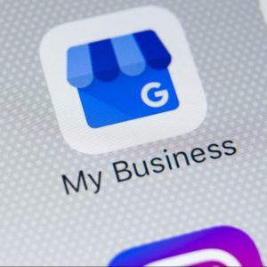 google my business 2020